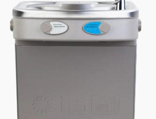 Bebedouro de Água IBBL BAG40C Infantil Inox