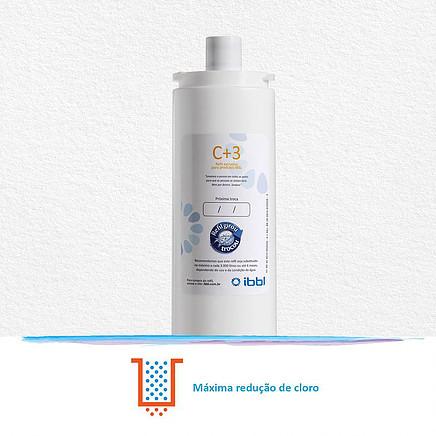 refil ibbl c+3 redução de cloro