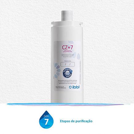refil cz+7 etapas de purificação