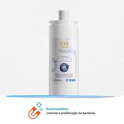 refil ibbl c+3 controla proliferação de bactérias