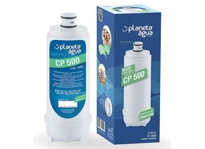 Refil filtro para purificador de água Masterfrio em Salvador