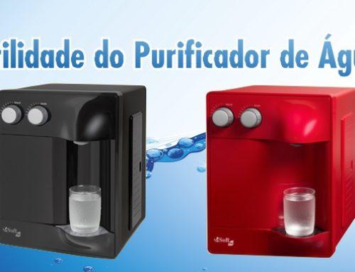 Utilidade do Purificador de Água