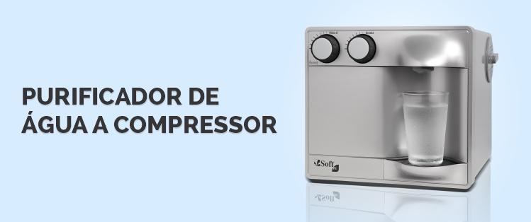 Refrigeração de Água por Compressor